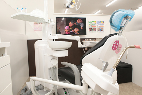 さくら歯科 大阪堺市 北花田 診療室